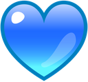 :blueheart~6: