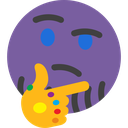:6282_ThanosThink: Discord Emote