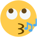 :6852_whistling: Discord Emote