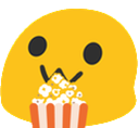 Emoji for blobcorn