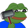 Emoji for FeelsBanMan