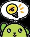 Emoji for idea