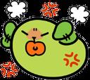 Emoji for tantrum