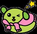 Emoji for wink