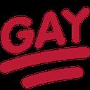 Emoji for gay