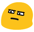 Emoji for blobglare