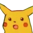 Emoji for PikachuSurprise