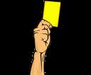 Emoji for 5502_yellow_card