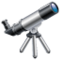Emoji for telescope