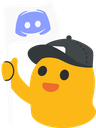Emoji for blob_discord