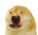 Emoji for dug