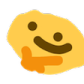 Emoji for happythonk