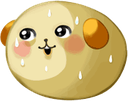 Emoji for sweat