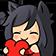 Emoji for fox_laff