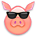Emoji for lunar2019coolpig