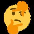Emoji for ThinkingPicture