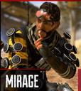 Emoji for Mirage