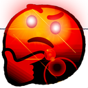 :thinkextreme: Discord Emote