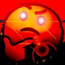 :thinkextreme: Discord Emote