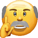 Emoji for 8532_drphil_raisedfinger