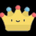 Emoji for crown