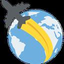 Emoji for globe