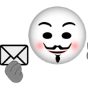 :anonymous: Discord Emote