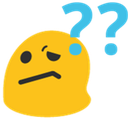 Emoji for thinkingwhat