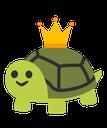Emoji for tortue