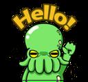 :CoC_Hello: Discord Emote