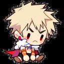 :BakuChibiAU: Discord Emote