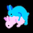 Emoji for bunnies