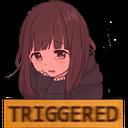 Emoji for TRIGGERD