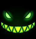 Emoji for sinister_smile