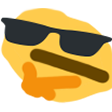 :thonkbutcool: Discord Emote