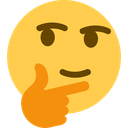:thinksly: Discord Emote