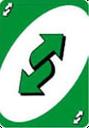 Emoji for reverse