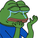Emoji for PepeHands