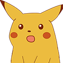Emoji for Surprisedpikachu