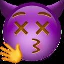 :devil_kiss: Discord Emote