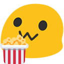 :blobpopcorn: Discord Emote