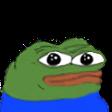 Emoji for pepoWeird