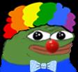 Emoji for pepoClown