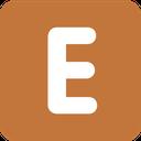 :letterOrangeE: Discord Emote