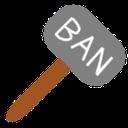 Emoji for ban