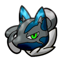Emoji for Lucario