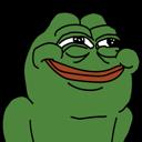 Emoji for smilingpepe