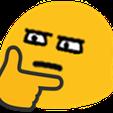 :BlobGlareThink: Discord Emote