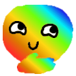 Emoji for rainbowmignon
