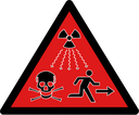 Emoji for radiationhazard